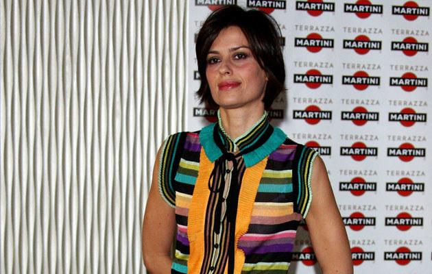 Claudia Pandolfi, fot. Vittorio Zunino Celotto  /Getty Images/Flash Press Media