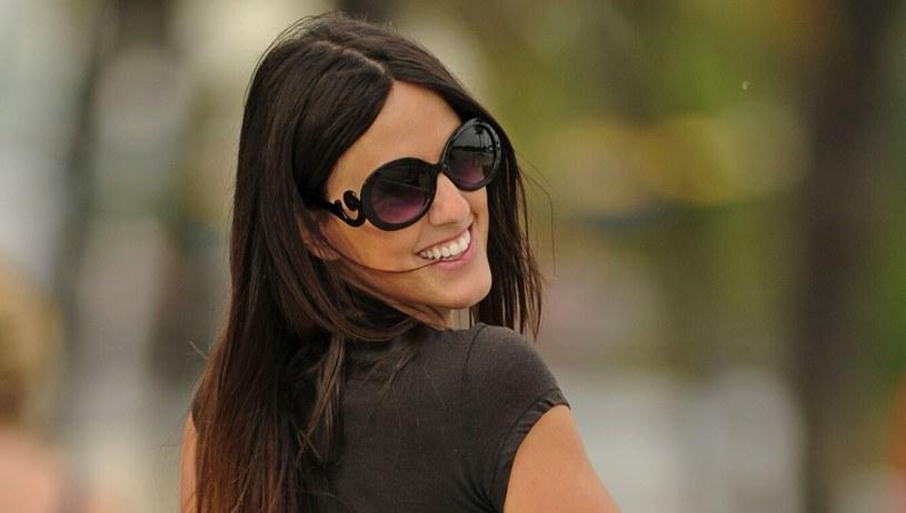 Claudia Romani na zdjęciu w 2014 roku /Splash News /East News