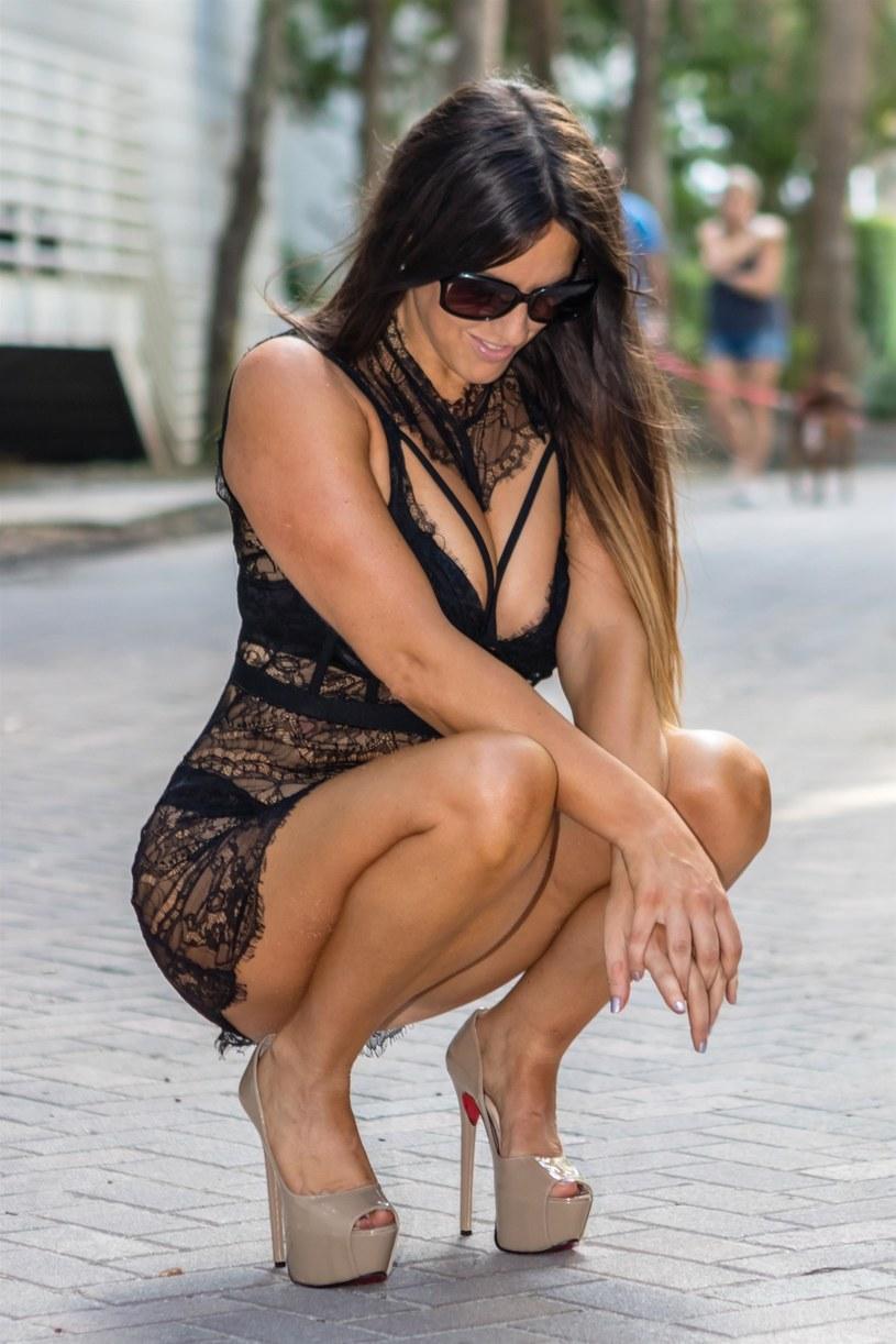 Claudia Romani /Agencja FORUM