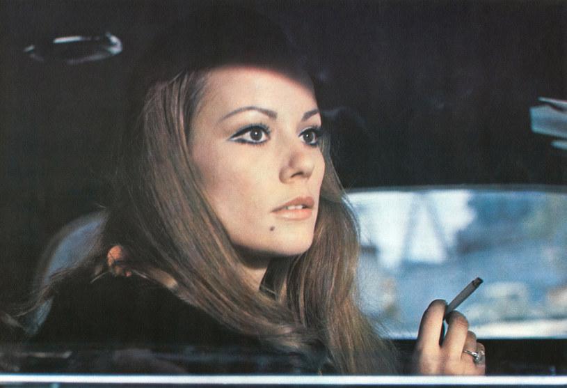 Claudine Auger była prawdziwą pięknością /Everett Collection /East News