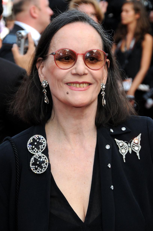 Claudine Auger na festiwalu filmowym w Cannes w 2009 roku /Tony Barson Archive/WireImage /Getty Images
