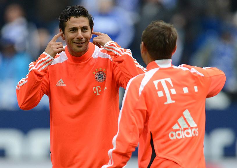 Claudio Pizarro nie może uwierzyć w swoje osiągnięcie /AFP