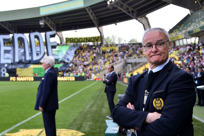Claudio Ranieri /AFP
