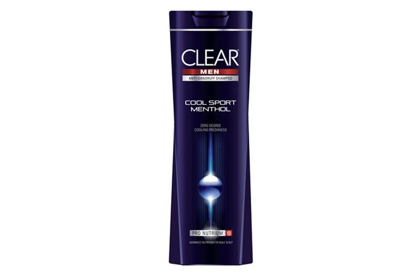 Clear men Cool Sport Menthol /materiały prasowe