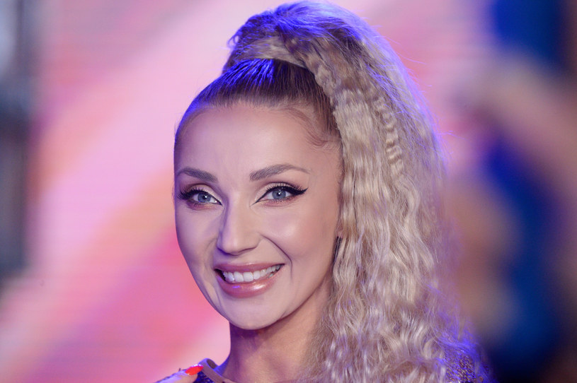 "Cleo podczas nagrania programu ""Jaka to melodia?"" /Jan Bielecki /East News"