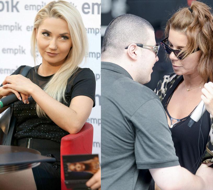 Cleo współpracowała z Donatanem, fot. Damian Klampa/EastNews /Tadeusz Wypych/REPORTER /Reporter