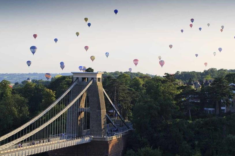 Clifton Suspension Bridge to symbol Bristolu /123RF/PICSEL