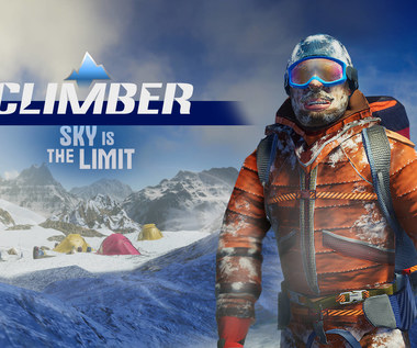 Climber: Sky is the Limit – Polacy tworzą survivalowy symulator wspinaczki