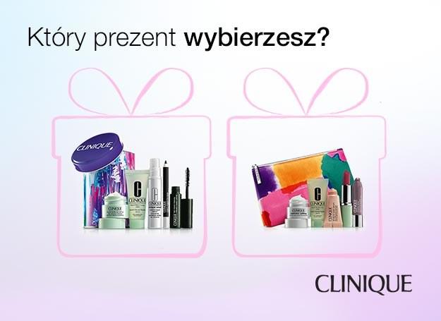 Clinique /materiały promocyjne