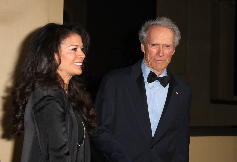 Clint Eastwood, Dina Eastwood /Frederick M. Brown /Getty Images