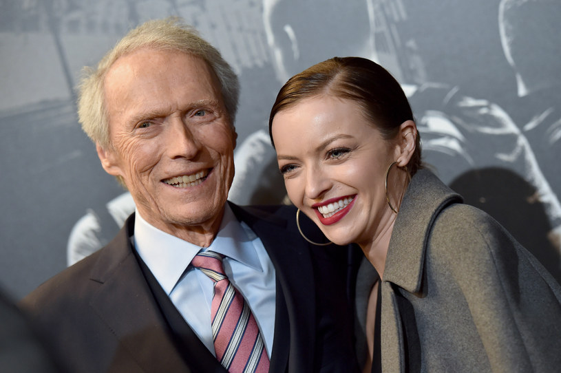 Clint Eastwood i Francesca Eastwood /AxelleBauer-Griffin /Getty Images