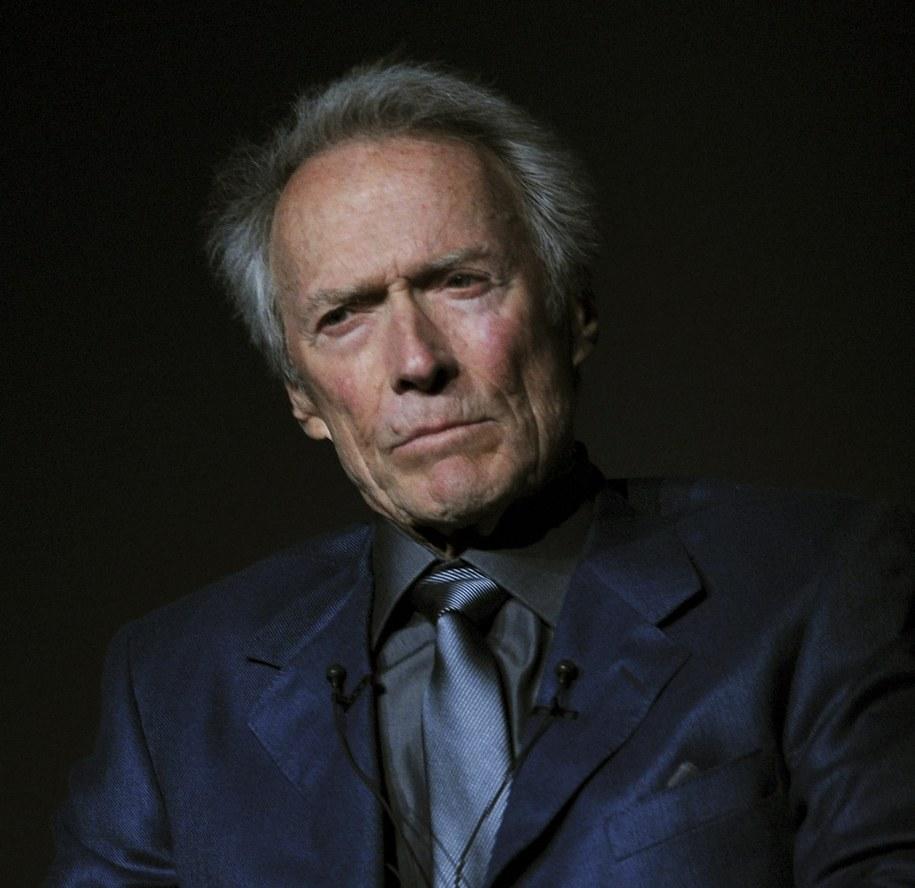 Clint Eastwood na Tribeca Film Festival w 2013 r. /Peter Foley /PAP/EPA