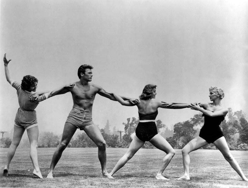 Clint Eastwood w 1955 roku /Screen Prod / Photononstop /East News
