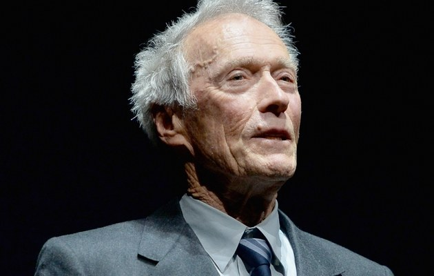 Clint Eastwood /- /Getty Images