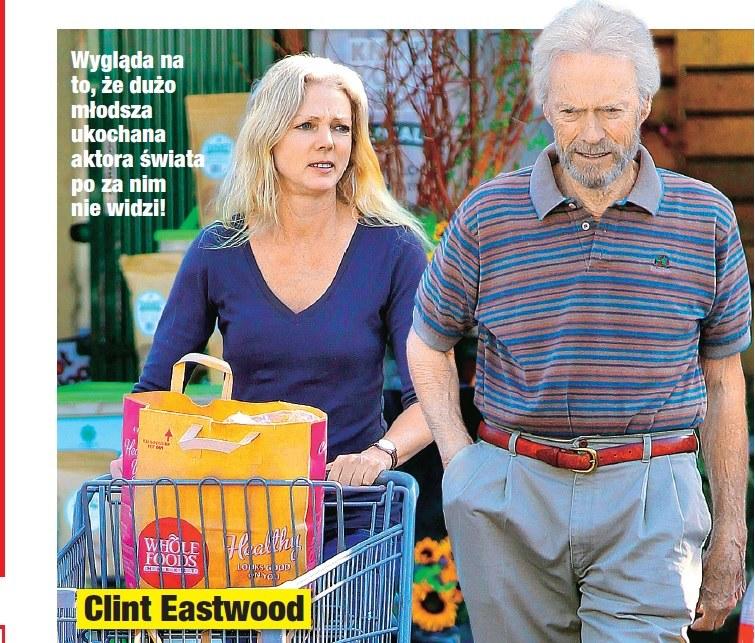 Clint z kochanką /- /Twoje Imperium