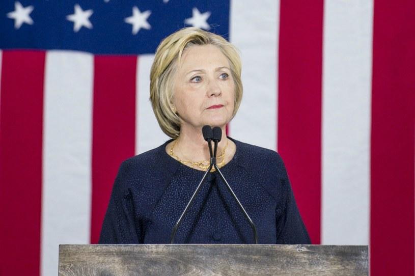 Clinton nie będzie oskarżona ws. skrzynki mailowej /Angelo Merendino / GETTY IMAGES NORTH AMERICA / AFP /AFP