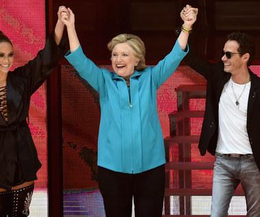 Clinton vs Trump: Kogo popierają gwiazdy muzyki?