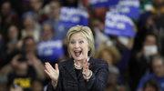 Clinton zwyciężyła w prawyborach w Missisipi