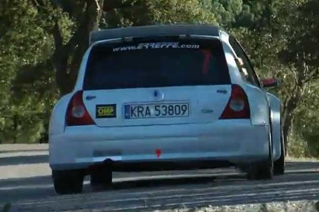 Clio S1600 Roberta Kubicy /
