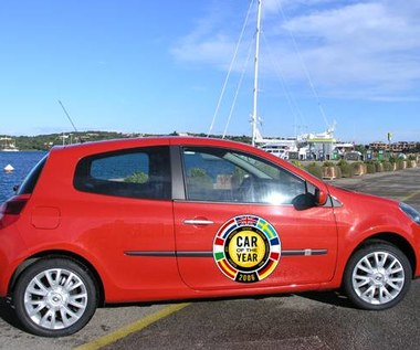 """Clio """"Samochodem Roku 2006"""""""