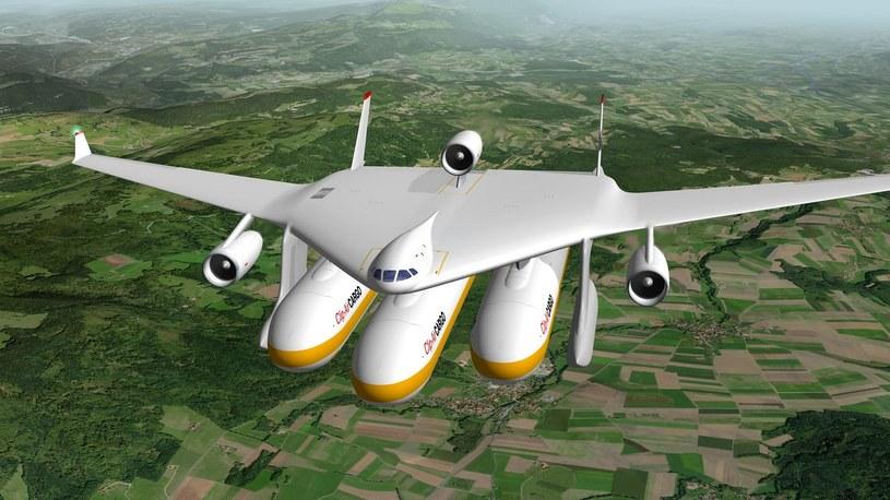 Clip-Air może zrewolucjonizować transport /materiały prasowe