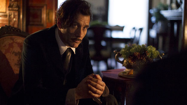 "Clive Owen w serialu ""The Knick"" /HBO"