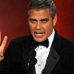 Clooney i sceny erotyczne