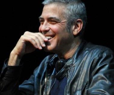 """Clooney u twórcy """"Bezdroży"""""""