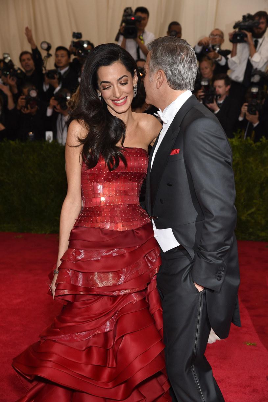 Clooneyowie chcą powiększyć rodzinę /Dimitrios Kambouris /Getty Images