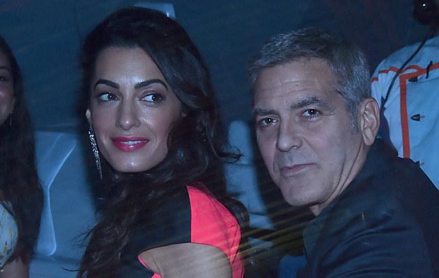 Clooneyowie starają się o dziecko! /Alberto E. Rodriguez /Getty Images
