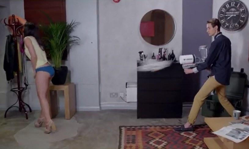 Clothing Gun to genialny wynalazek! /YouTube /INTERIA.PL