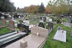 Cmentarz Gunnersbury w Londynie