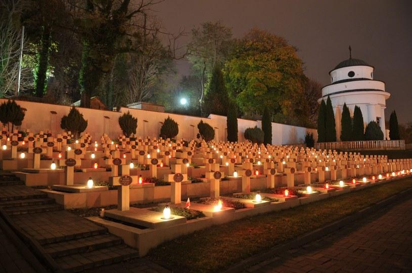 Cmentarz Łyczakowski /Ukrafoto /East News