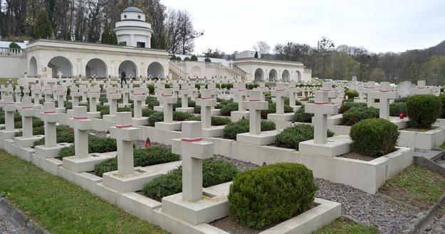 Cmentarz Orląt Lwowskich /Darek Delmanowicz /PAP