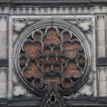 Cmentarz trzech wyznań. Tu leżą obok siebie katolicy, ewangelicy i prawosławni