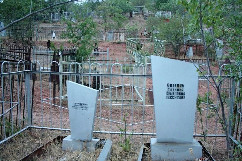 Cmentarz w Dżalalabadzie /materiały prasowe