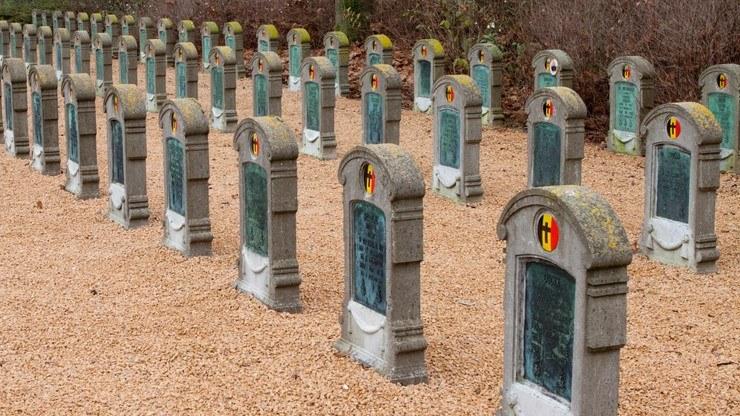 Cmentarz w Gandawie - to tu doszło do ataku //Door Wernervc/CC BY-SA 3.0 /Wikimedia