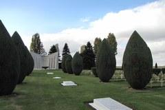 Cmentarz w Grainville we Francji