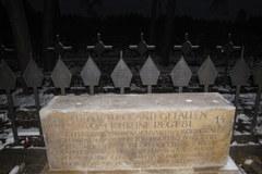 Cmentarz w Kotowicach – jedna z największych wojennych nekropolii