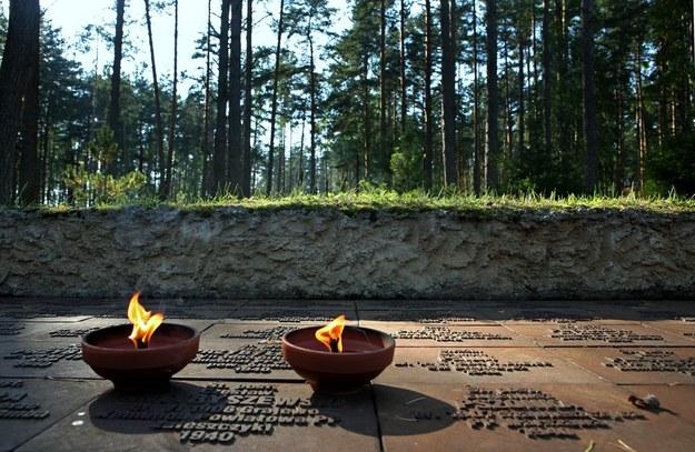 Cmentarz w Miednoje /Agata Pilarska-Jakubczak /East News