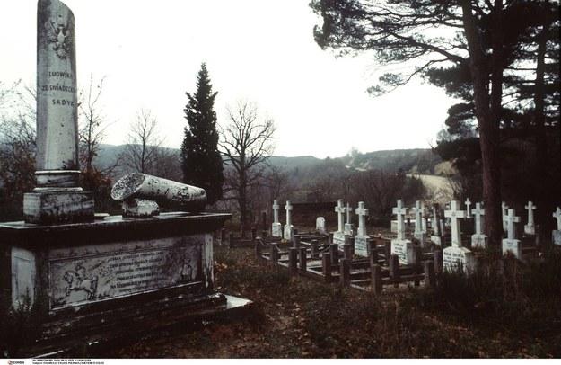 Cmentarz w Polonezkoy (Adampolu) /Wojtek Laski /East News