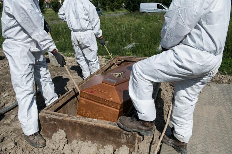 Cmentarz w Turynie we Włoszech /Stefano Guidi /Getty Images