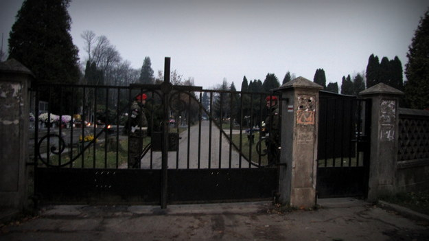 Cmentarz w warszawskich Pyrach /Michał Dukaczewski /RMF FM