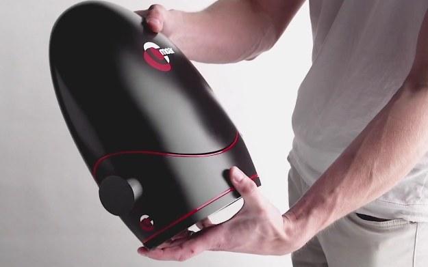 Cmoar - fragment prezentacji sprzętu. Materiał znaleziony w serwisie YouTube.com /materiały prasowe