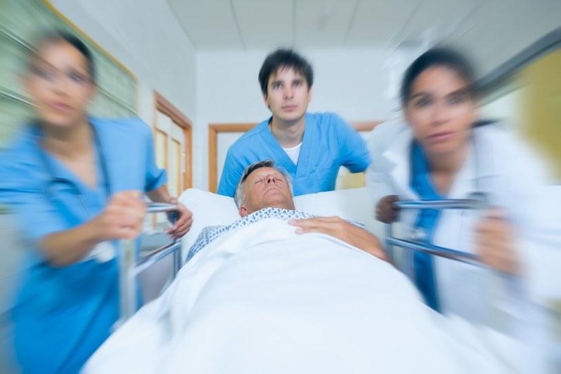 Co 3 minuty dorosły Polak umiera z powodu chorób serca i naczyń, zdj. ilustracyjne /123RF/PICSEL