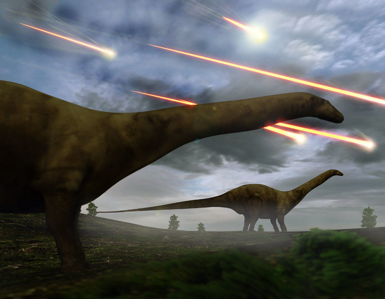 Co by było, gdyby dinozaury przeżyły? /123RF/PICSEL