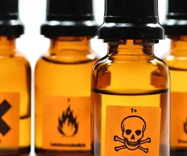 Co chemikalia robią z naszym ciałem?