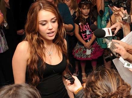 Co dalej, Miley? - fot. Kristian Dowling /Getty Images/Flash Press Media