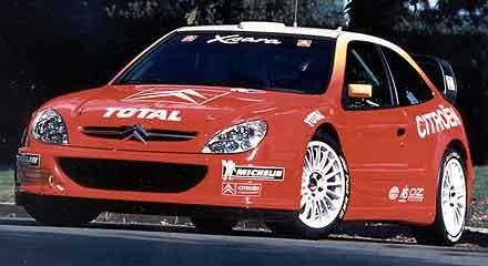 Co dalej Xsaro WRC? /INTERIA.PL