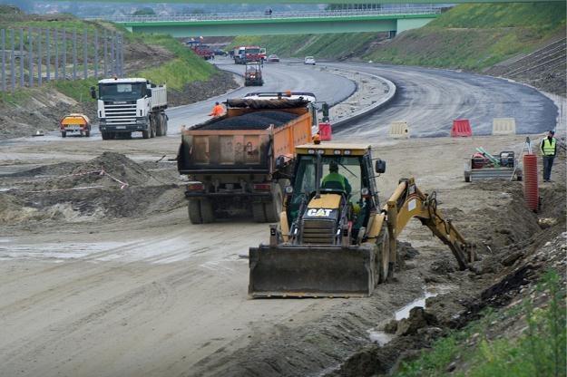 Co dalej z budową autostrad? / Fot: Tadeusz Koniarz /Reporter